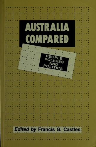 Australia Compared