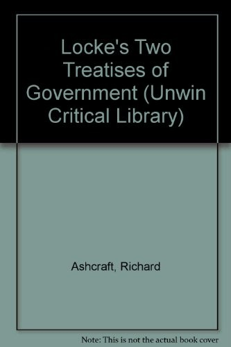 Locke's Two Treatises on Government