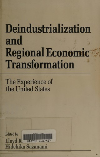 Deindustrialization and Regional Economic Transformation