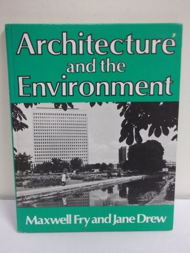 Architecture and the Environment