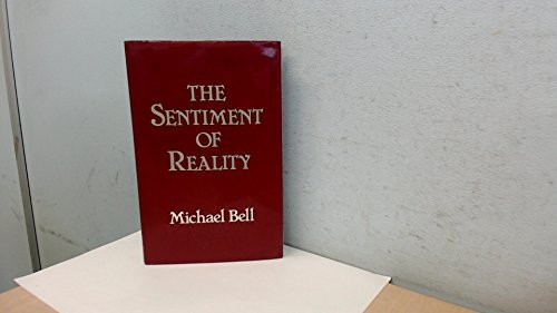 The Sentiment of Reality