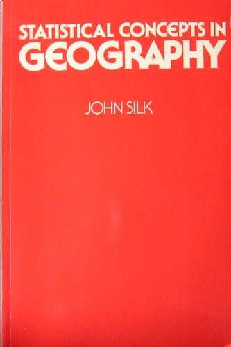 Statistical Concepts in Geography