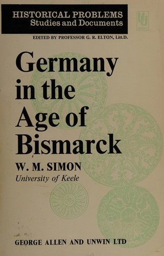 Germany in the Age of Bismarck
