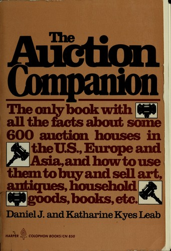 The Auction Companion