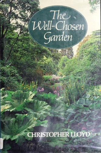 The Well-Chosen Garden