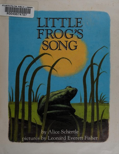 Little Frog's Song