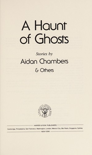 A Haunt of Ghosts
