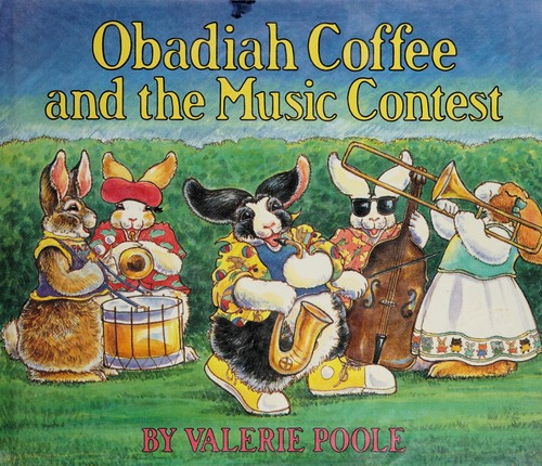 Obadiah Coffee and the Music Contest
