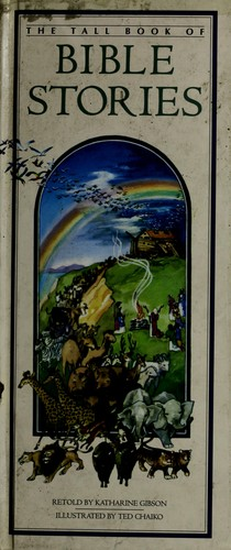 Tall Book of Bible Stories