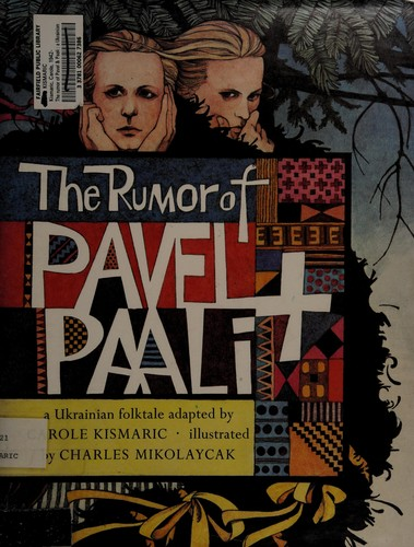 The Rumor of Pavel & Paali