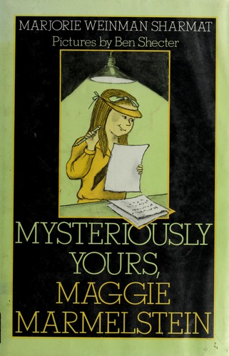 Mysteriously Yours, Maggie Marmelstein