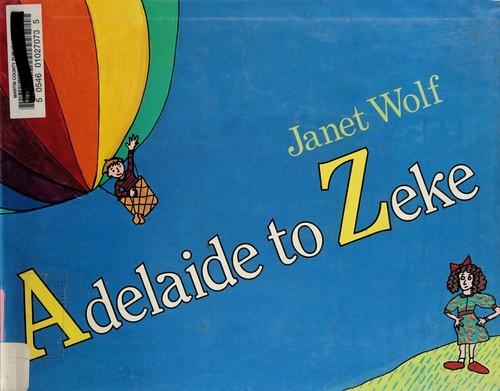 Adelaide to Zeke