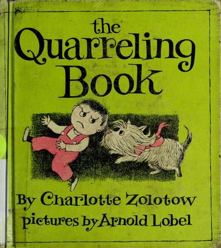 The Quarreling Book