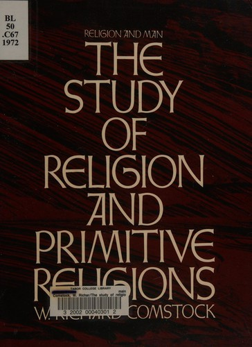The Study of Religion and Primitive Religions