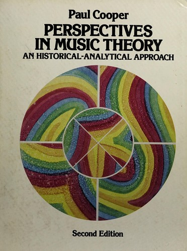 Perspectives in Music Theory