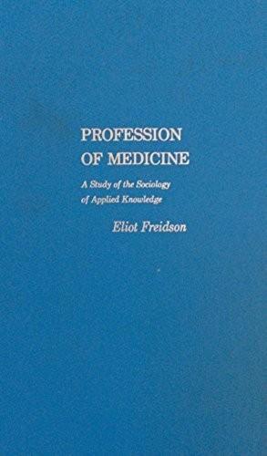 DM Profession of Medicine