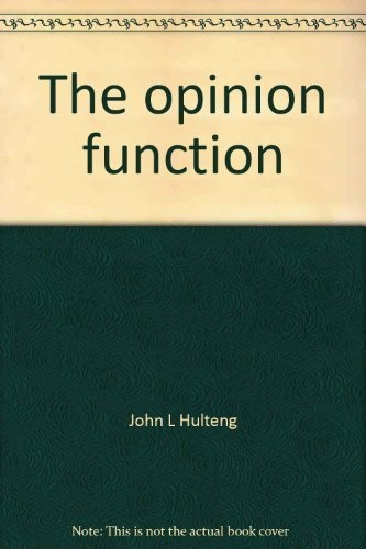 The Opinion Function