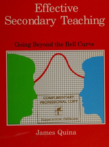 Effective Secondary Teaching