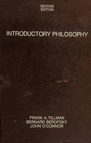 Introductory Philosophy