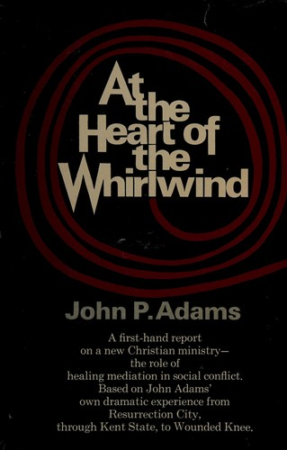 At the Heart of the Whirlwind