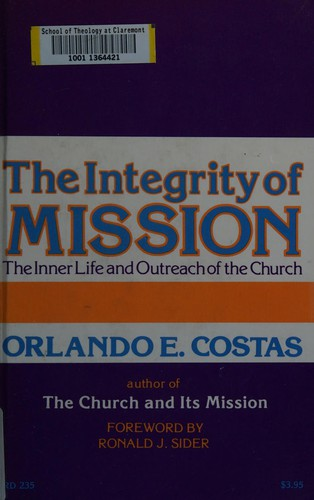 The Integrity of Mission