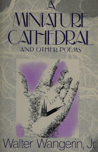 A Miniature Cathedral and Other Poems