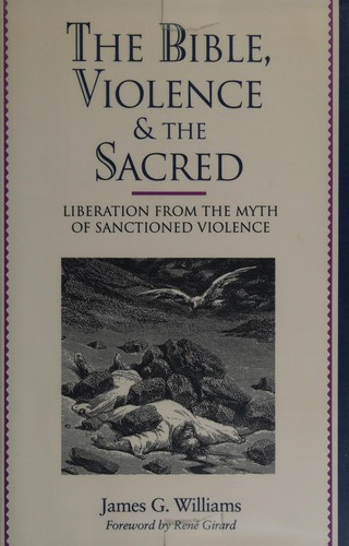 Bible, Violence, and the Sacred