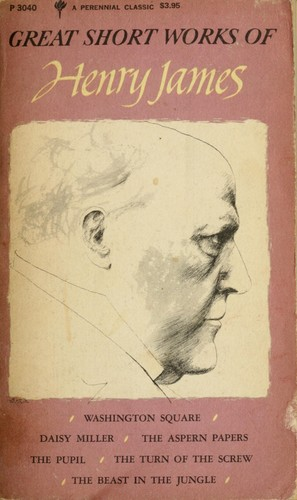 Great Short Works of Henry James