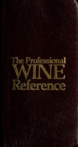 The Professional Wine Reference