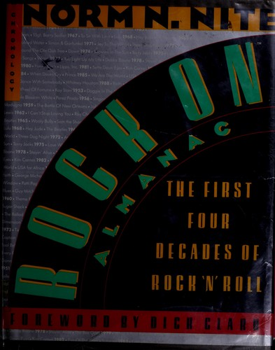 Rock on Almanac: The First Four Decades of Rock 'n' Roll