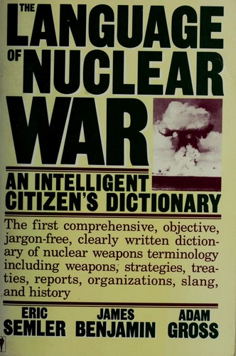 The Language of Nuclear War