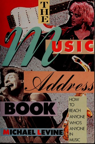 The Music Address Book