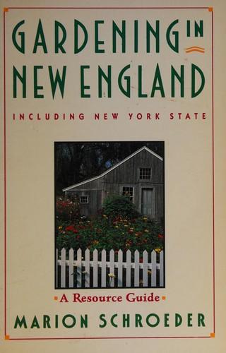 Gardening in New England