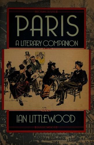 Paris, a Literary Companion