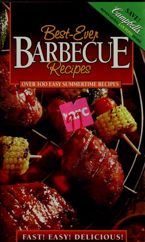 MMDI Best-Ever Barbecue Recipes