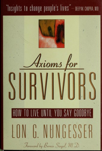 Axioms for Survivors