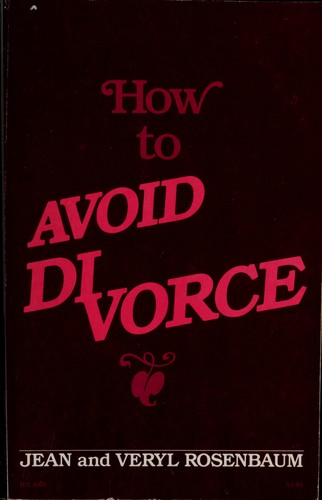 How to Avoid Divorce