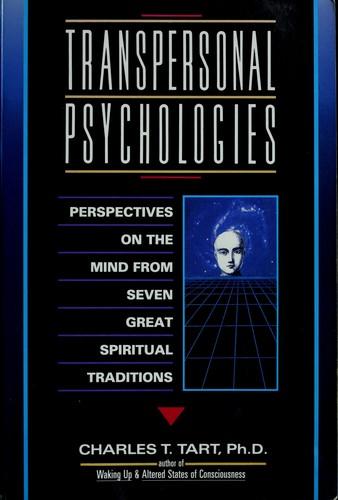 Transpersonal Psychologies