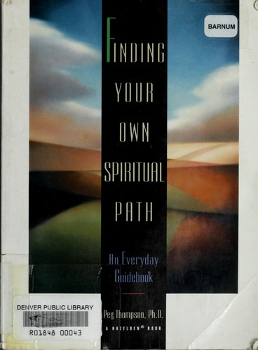 Finding Your Own Spiritual Path
