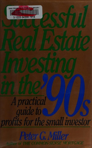 Successful Real Estate Investing in the '90s