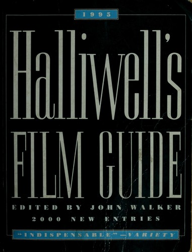 Halliwell's Film Guide, 1995