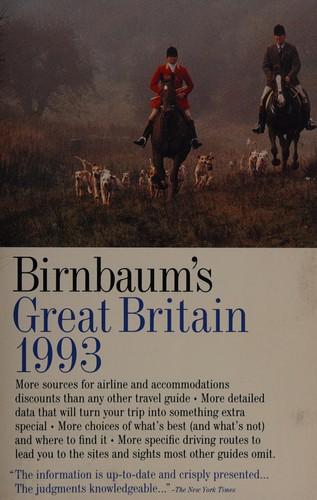 Birnbaum's Great Britain 1993