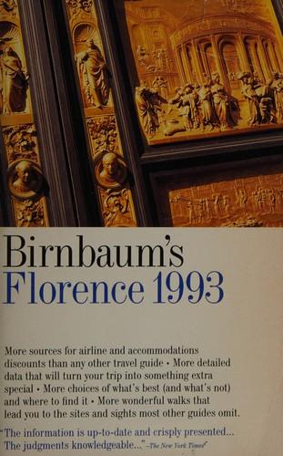 Birnbaum's Florence 1993