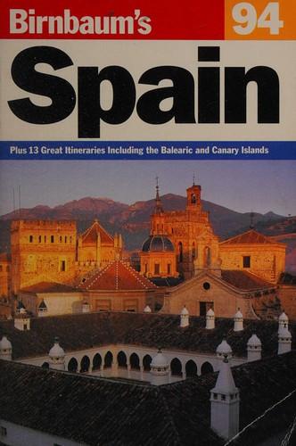 Birnbaum's Spain 1994