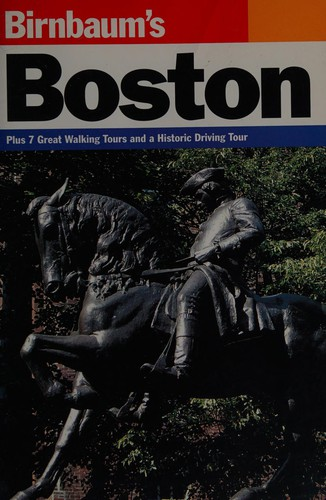 Birnbaum's Boston 1995