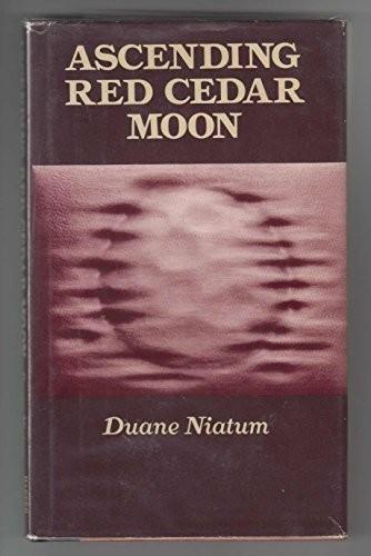 Ascending Red Cedar Moon