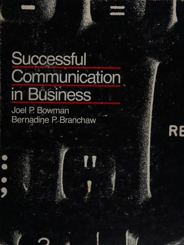 Successful Communication in Business