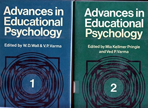 Advances in Educational Psychology