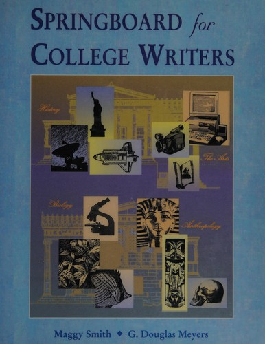 Springboard for College Writers