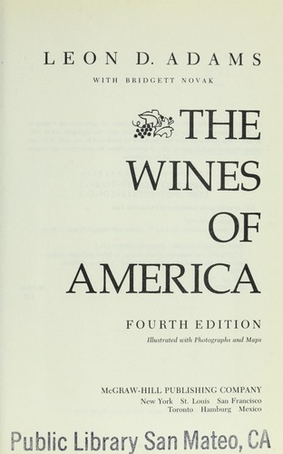 The Wines of America